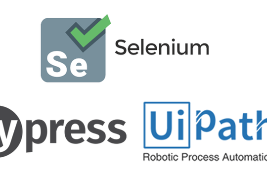 Pros and cons of Selenium vs RPA vs Cypress.io - Featured image